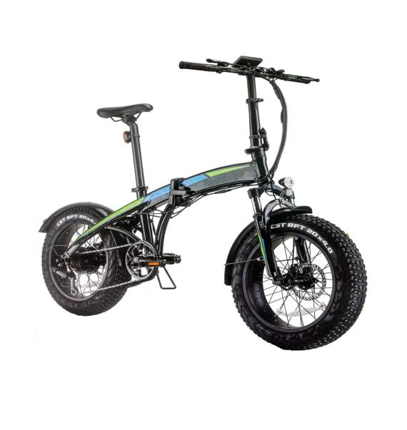 Nama Bike - Advanced